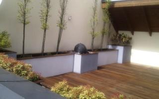 montáž terasových dosiek